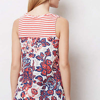 Anthropologie - Twisted Stripes Tank