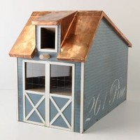 Carriage Birdhouse - Anthropologie.com