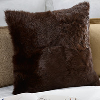 Upper Rue Shearling Pillow