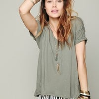 Free People We The Free My Best Tee