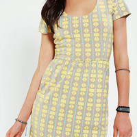Urban Outfitters - Stussy Confetti Crisscross-Back Dress