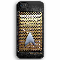 Star Trek into the darkness communicator radio apple iphone 5, iphone 4 4s, iPhone 3Gs, iPod Touch 4g case by Pointsalestore .com