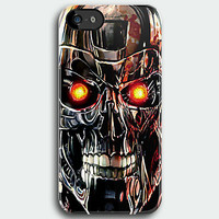 TERMINATOR robocop Steel Skull Face Art Painting apple iphone 5, iphone 4 4s, iPhone 3Gs, iPod Touch 4g case