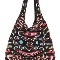 Twelfth St. by Cynthia Vincent Printed Patchwork Shopper | SHOPBOP