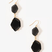 Faceted Geo Bead Earrings | FOREVER 21 - 1000048768