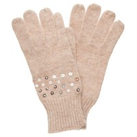 Angelina Sequin Gloves - Forever New