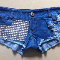 METAL HEAD SHORT SHORTS