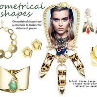 Pagan Cellar Jewelry: Summer Jewelry Trends 2013!