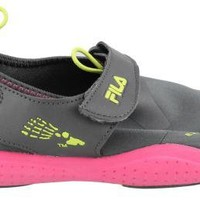 Amazon.com: Fila Womens Skele-Toes Ez Slide Drainage: Shoes