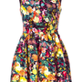 PRINTED PLEATED DRESS - Woman - New this week - ZARA Canada