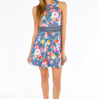 Sunny Side Up Skater Dress $33