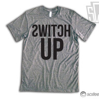 Switch Up Vintage Fit Triblend Tee - Big Sean & Common Swerve 035