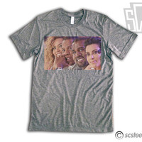 Beyonce Jay Z Kanye West Kim Kardashian Tee Shirt - Limited Print - All Sizes Exclusive KIMYE 1 of 100 - Item: 007