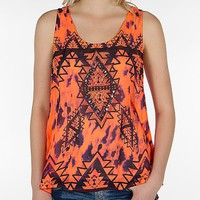 Daytrip Southwestern Print Tank Top - Women&#x27;s Shirts/Tops | Buckle