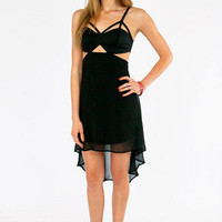 Cutesy Cut Dress $33