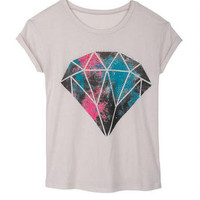Galactic Diamond Tee