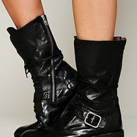 Free People Legion Lace Mid Boot