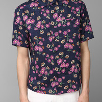 Urban Outfitters - Brooklyn Cloth Floral Button-Down Shirt
