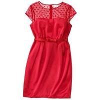 Target : Kate Young For Target® Shift Dress -Red : Image Zoom