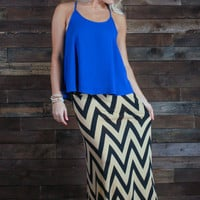 Stand Your Ground Maxi Skirt