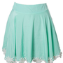 DejaVu — Daisy Skirt (mint)