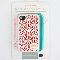 TECH CANDY Jet Set iPhone 4 Case Set