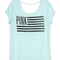 Low Back Tee - Victoria's Secret