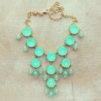 Pree Brulee - The Ocean Surface Necklace