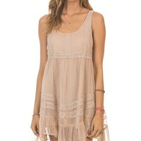Billabong Ever So Sweet Dress - Off Black - JD07WEVE				 | 