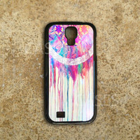 Galaxy S4 Case - Custom Samsung Galaxy S4 Cover - Cute Colorful Dreamcatcher - Top Accessories for Samsung S4 - Hard Protective Case