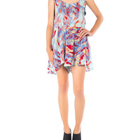 Splatter Water Colors Romper - 2020AVE