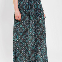 Urban Outfitters - Staring At Stars Drop-Waist Maxi Skirt
