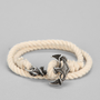 Nautical Rope Anchor Bracelet