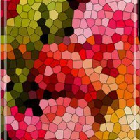 """Spring Mosaic for iPhone 4 Capsule"" - Uncommon Premade Case by Scott Wilson"