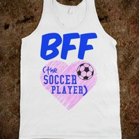 BFF - THE SOCCER PLAYER TANK