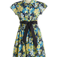Hibiscus Hopes Dress | Mod Retro Vintage Dresses | ModCloth.com