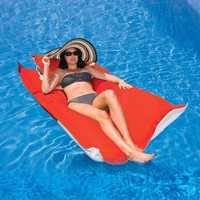 Kai Lounge Pool Float at Brookstone—Buy Now!