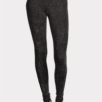 Licorice Leggings - Black
