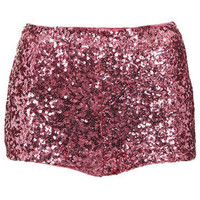 Sequin Knicker Short