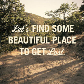 lets get lost