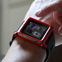 LunaTik Multi-Touch Watch Kit - iPod nano 6g