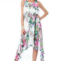 Flower Fields Dress - ShopSosie.com