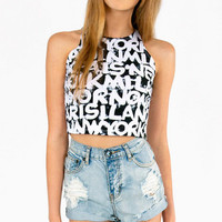 Glamorous To The Streets Crop Top  $24