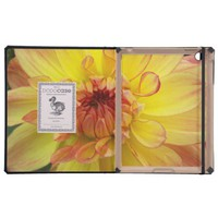 Jazzy Dahlia iPad Case from Zazzle.com