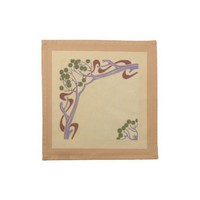 Art Nouveau Cocktail Napkins from Zazzle.com