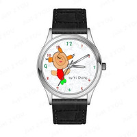 Child Drawing Watch by SandMwatch on Etsy