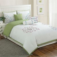 Home Classics Kendall 7-pc. Comforter Set