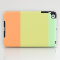 Re-Created Playing Field VI iPad Case by Robert Lee