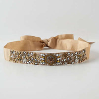 Anthropologie - Bejeweled Prima Belt