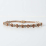 Anthropologie - Beaded Rosewater Belt